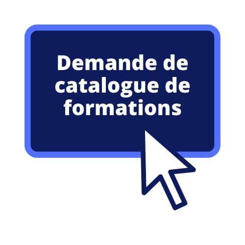 demande de catalogue formations professionnelles