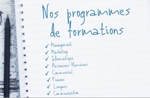 Nos programmes de formations S-Formations Nantes