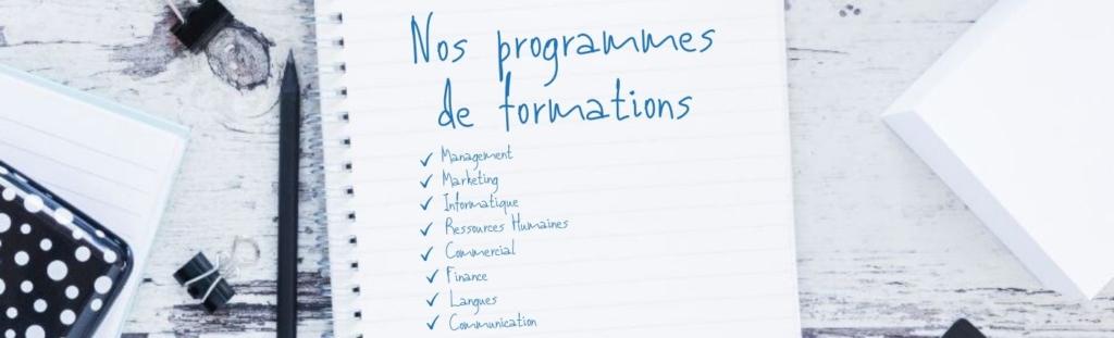 Programme de formations S-Formations nantes